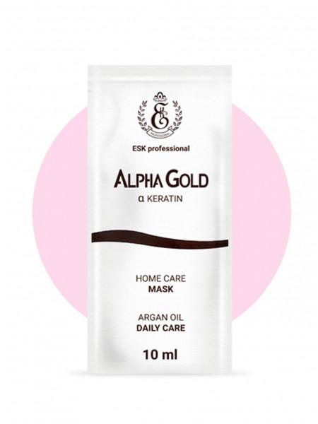 Саше маска Alpha Gold (1 штука)
