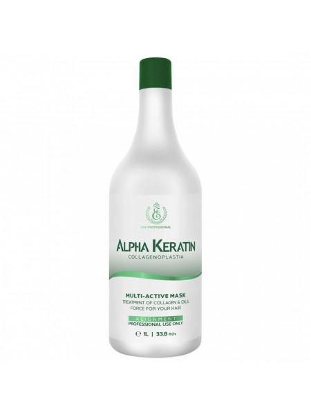 Коллагенопластия Alpha Keratin (1000 мл)