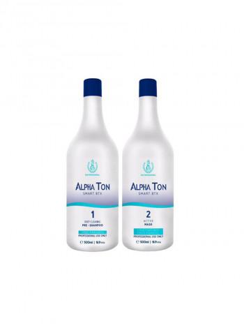 Горячий ботокс для волос Alpha Ton (500 мл)