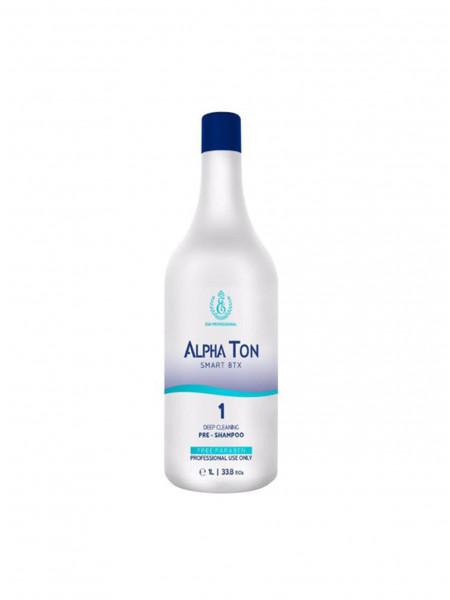 Шампунь глубокой очистки Alpha Ton 1 этап (1000 мл)