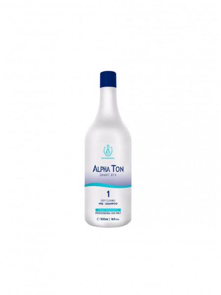 Шампунь глубокой очистки Alpha Ton 1 этап (500 мл)