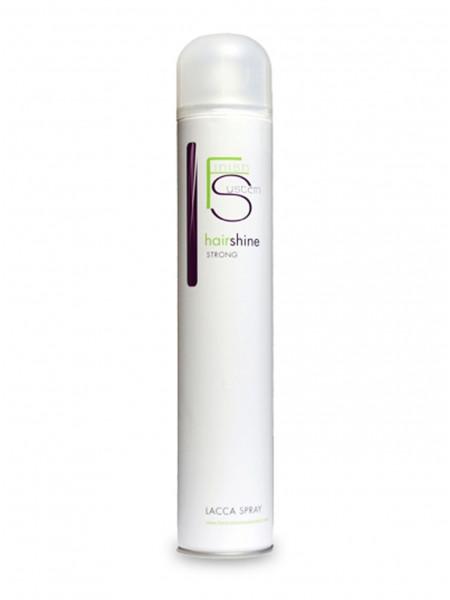 Лак-блеск для волос Finish System Hair shine strong