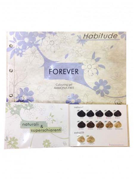 Цветовая палитра Habitude Forever