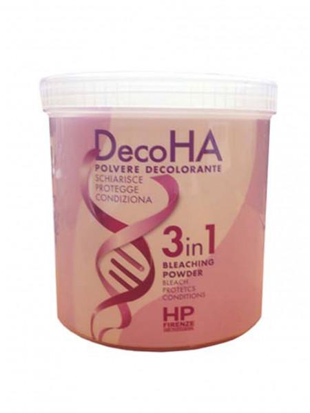 Осветляющий порошок DECO-HA polvere decolorante 3 in 1